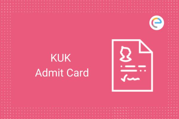 kuk-admit-card