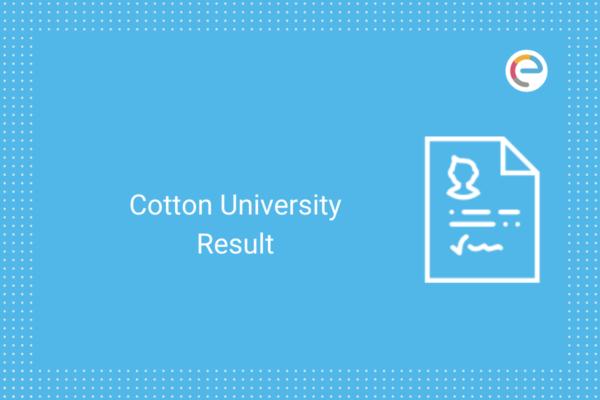 Cotton University Result
