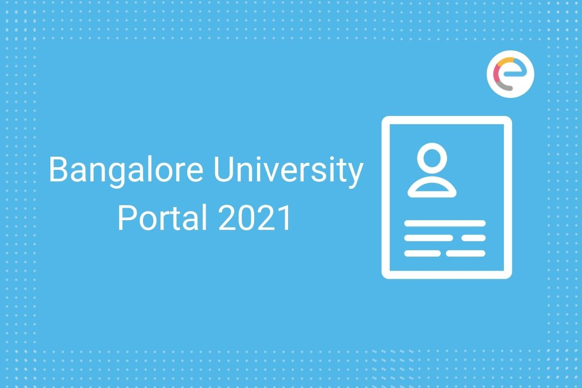 Bangalore University Portal