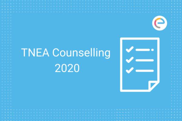 TNEA Counselling 2020