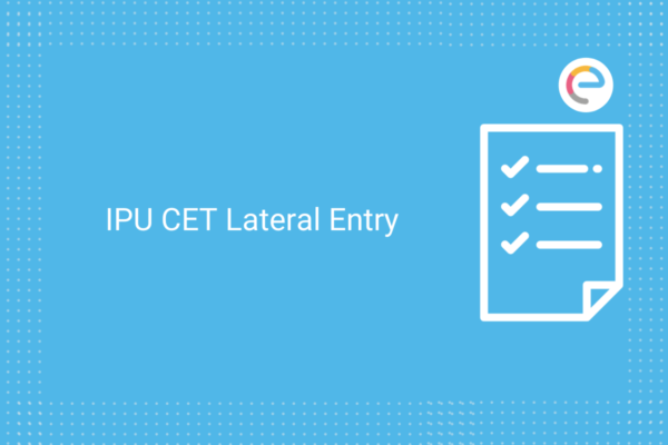IPU CET Lateral Entry