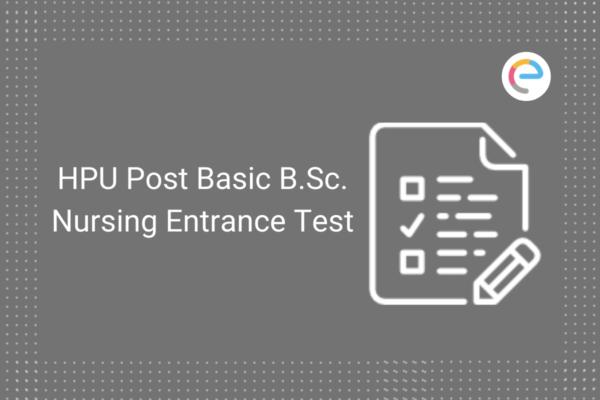 hpu-post-basic-bsc-nursing-entrance-test