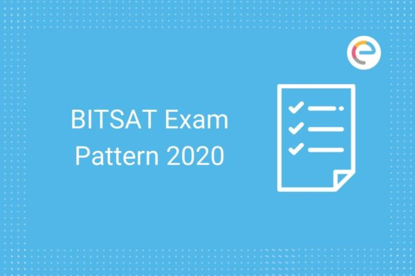BITSAT Exam Pattern