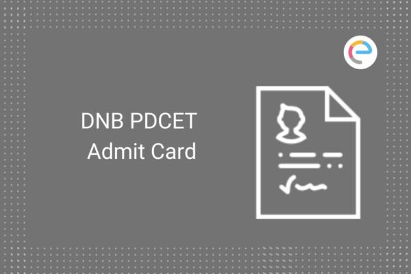 dnb-pdcet-admit-card