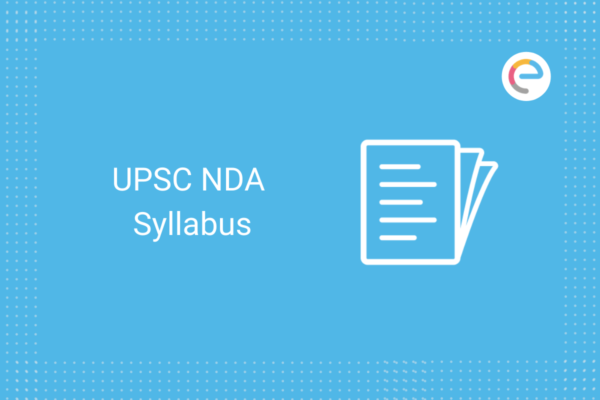 UPSC NDA Syllabus 2021: Check
