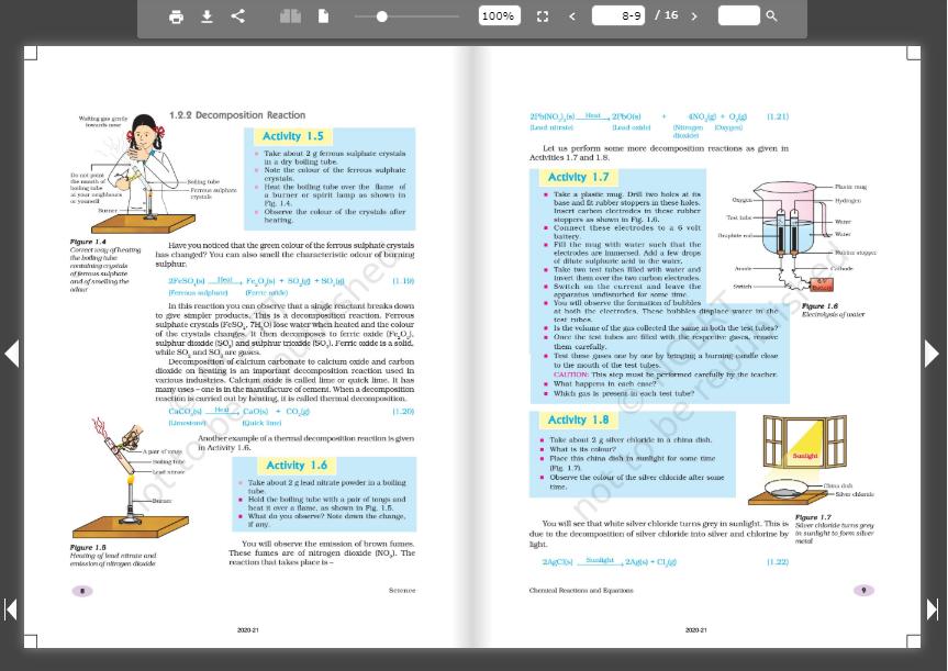 NCERT Science Flipbook