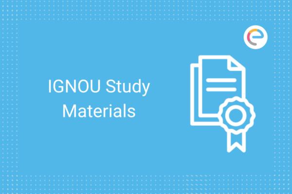 ignou study material