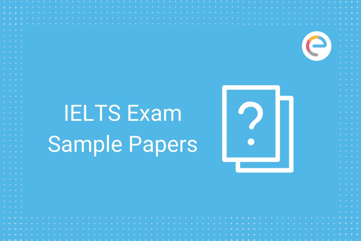 IELTS sample paper Embibe