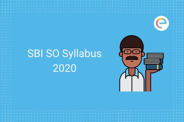 SBI SO Syllabus