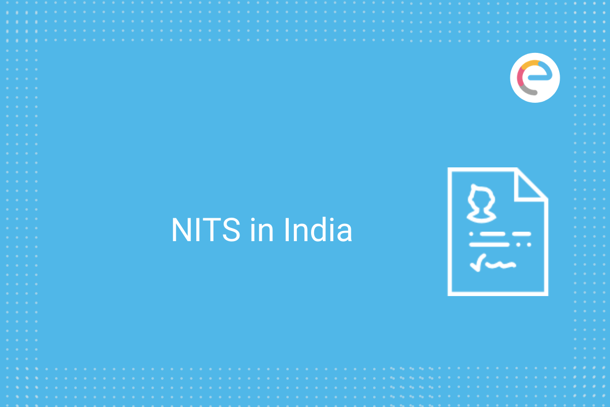 NITS in India