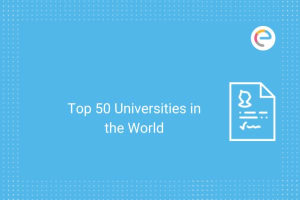 Top 50 Universities in the World