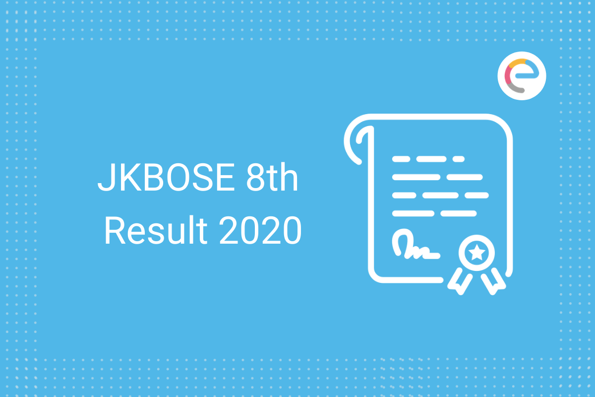 JKBOSE 8th result