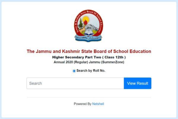 JKBOSE-12th-Result-Jammu-Summer-2020