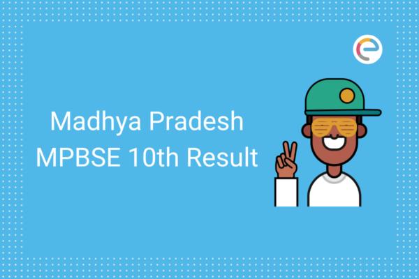 MP Board Class 10 Result 2020 Embibe