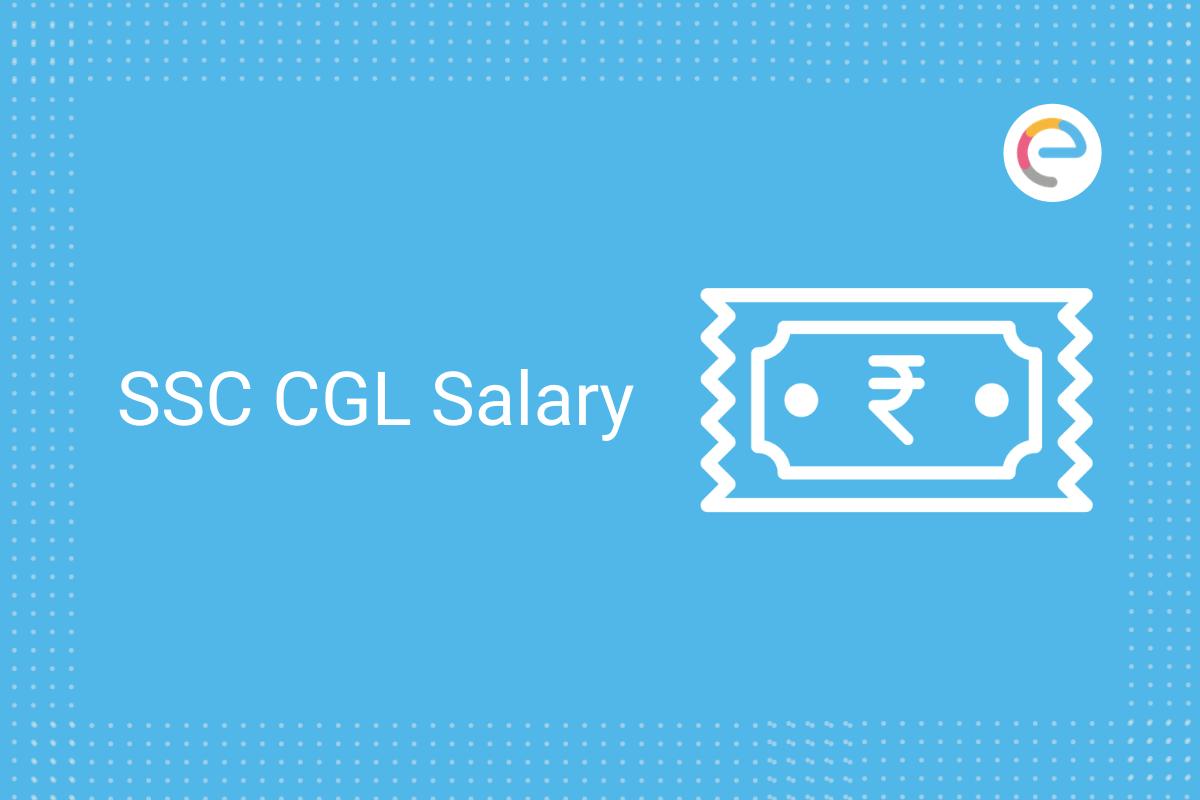 ssc cgl salary