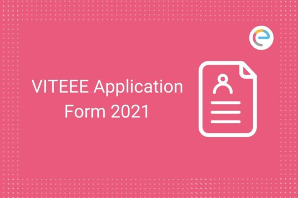 VITEEE Application Form 2021