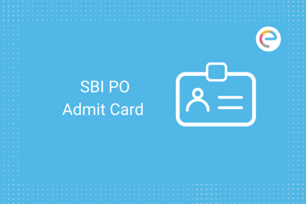 SBI PO Admit Card 2020: Download