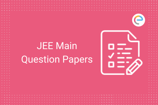 JEE Main Question Paper