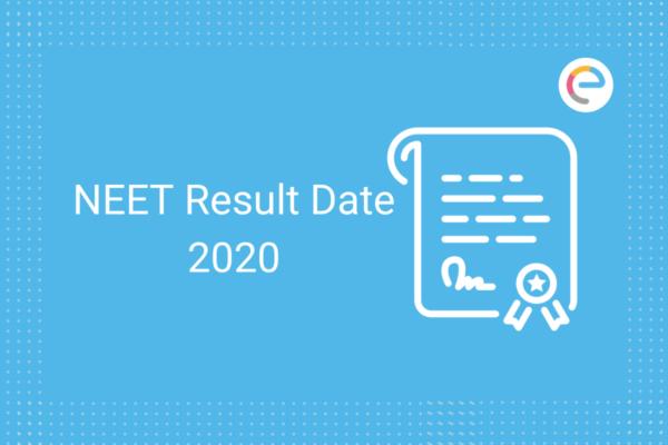 NEET Result Date 2020