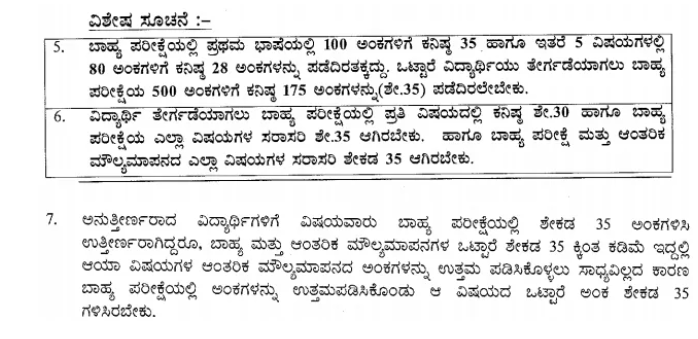 Karnataka Class 10 Result Date and Time 2020