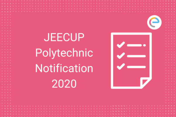 JEECUP 2020 Notification
