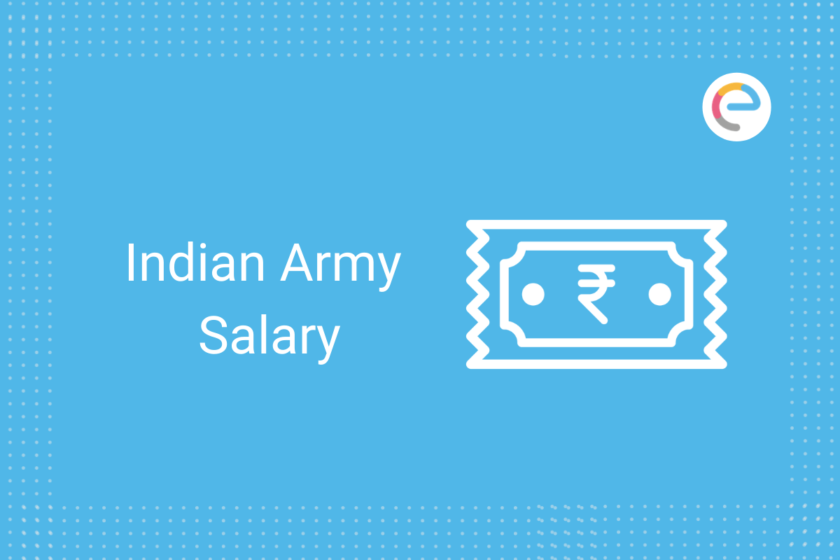 indian army salary