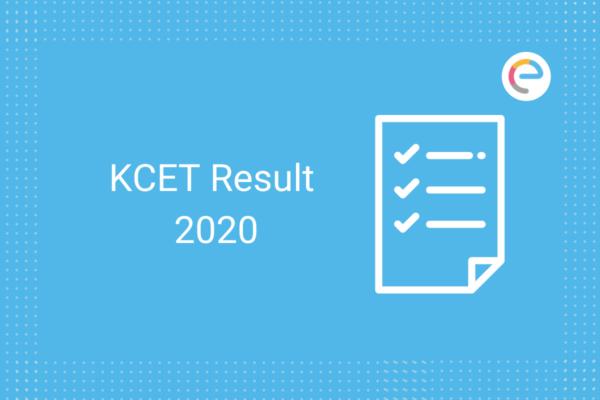 KCET Result 2020