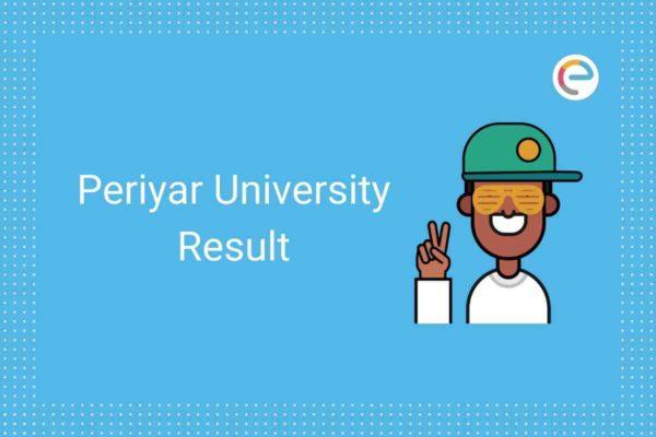 Periyar University Result 2020 Embibe