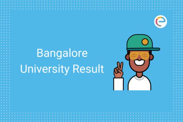 Bangalore University Result 2020