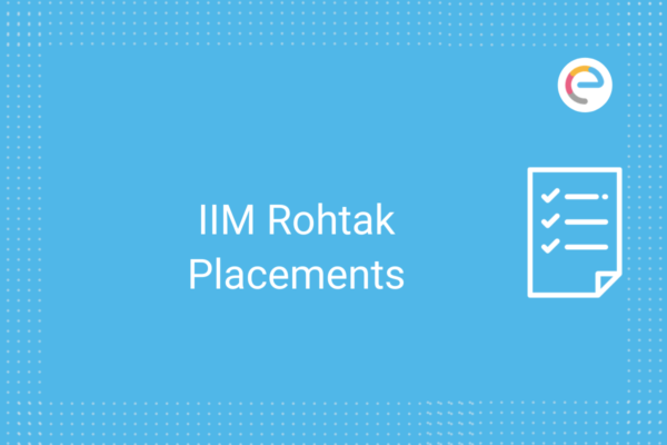 IIM Rohtak Placements