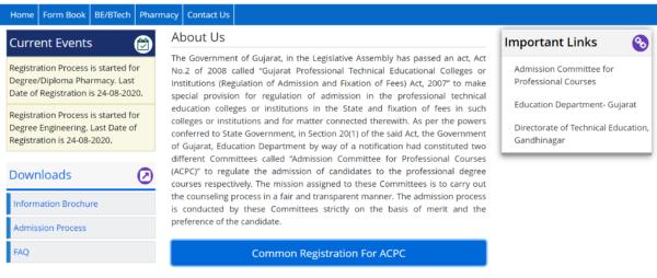 ACPC Homepage