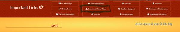 APSU Home Page