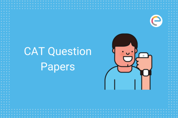 CAT Question Papers 2020 Embibe