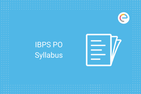 IBPS PO Syllabus: Check