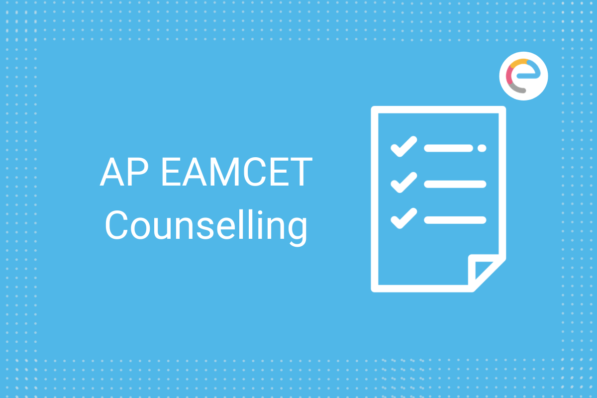 AP EAMCET Counselling 2020
