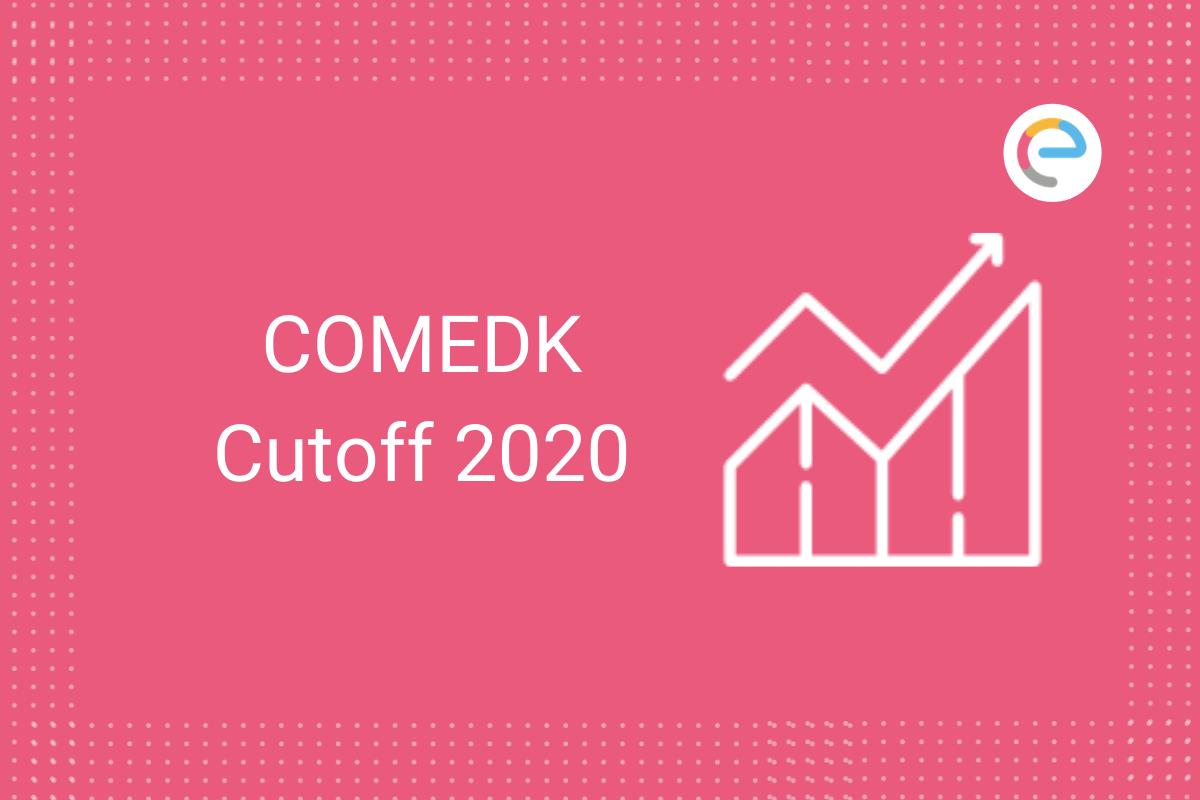 COMEDK Cutoff 2020