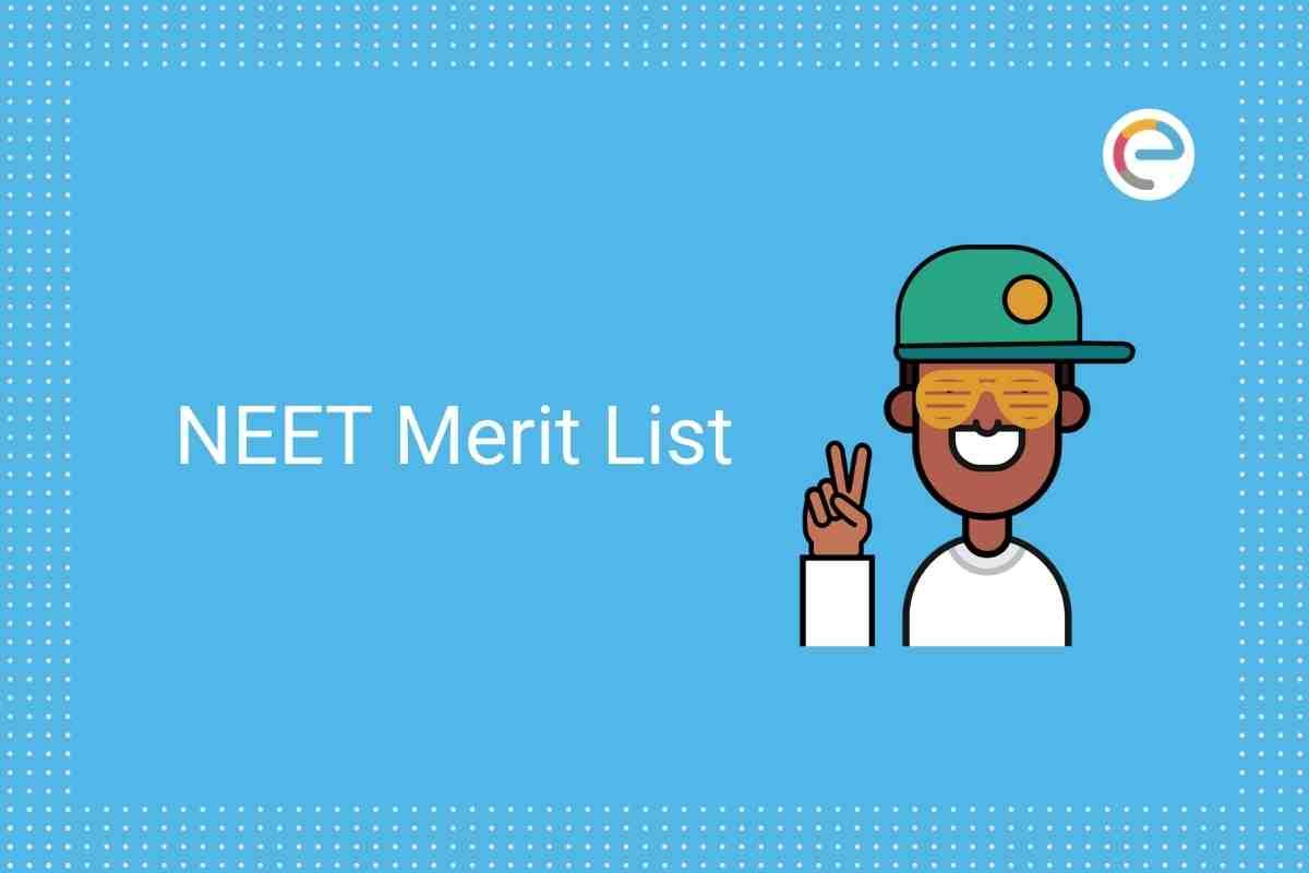 NEET Merit List 2020 Embibe
