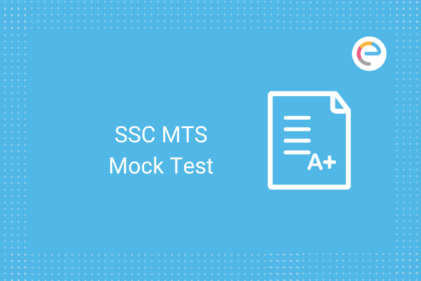 SSC MTS Mock Test: Check