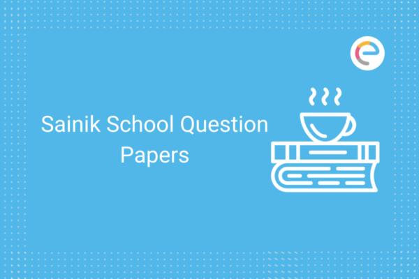 sainik school question papers