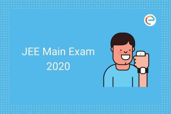 JEE Main 2020 Embibe