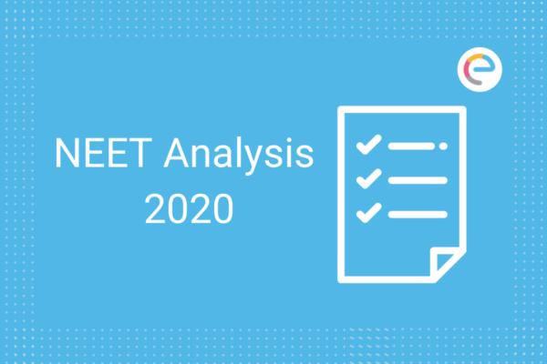 NEET Analysis 2020