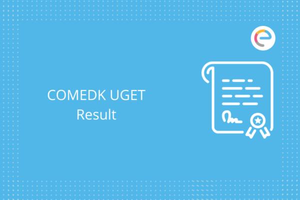COMEDK Result 2021