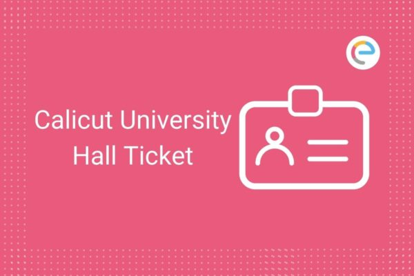 Calicut University Hall Ticket