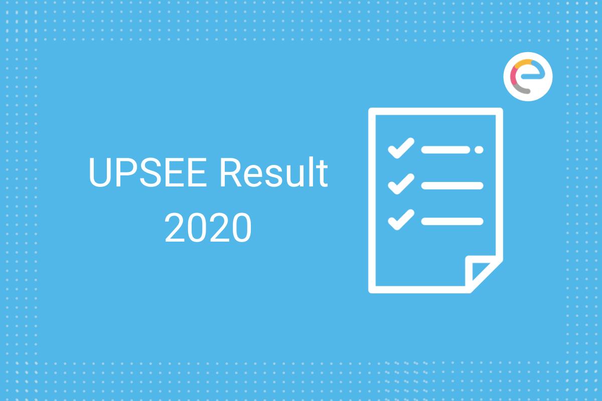 UPSEE Result