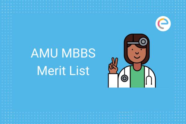 AMU MBBS Merit List