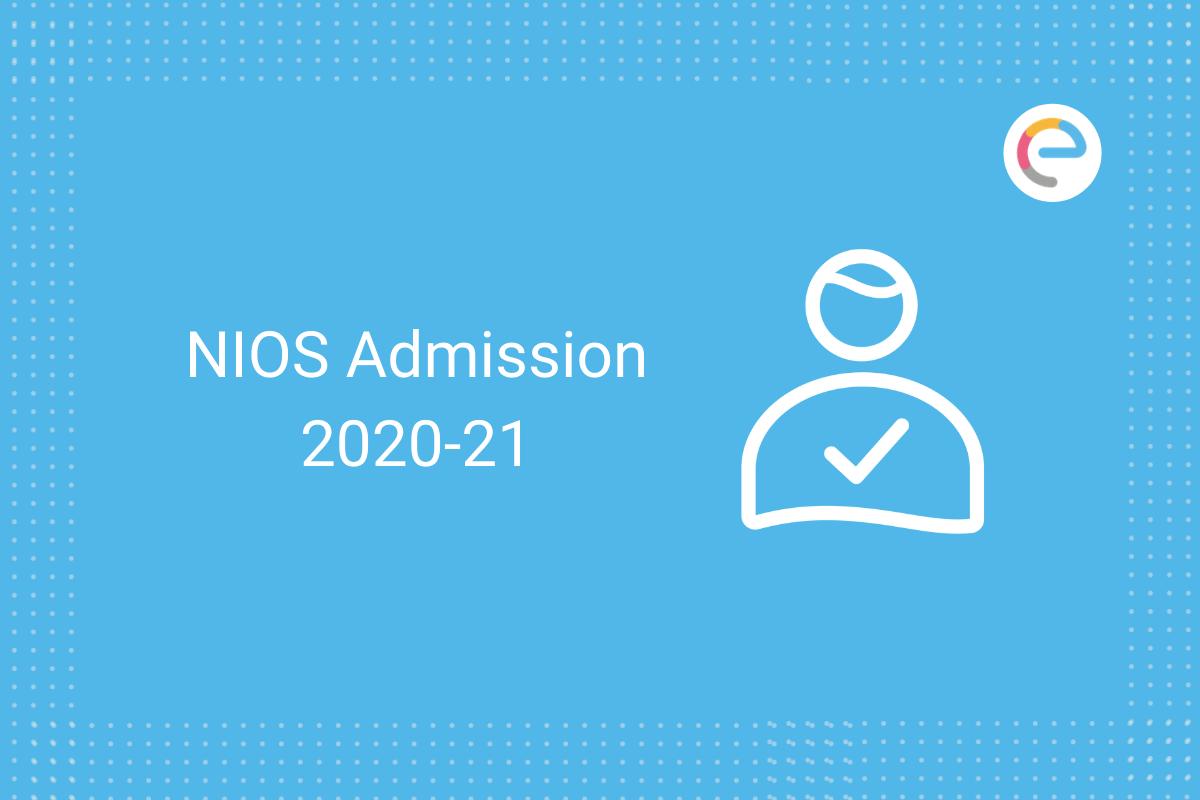 nios admission