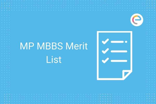 MP MBBS Merit List 2020 Embibe