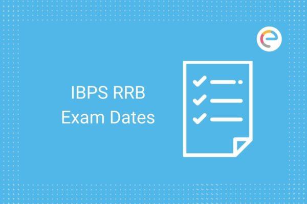 ibps rrb exam dates