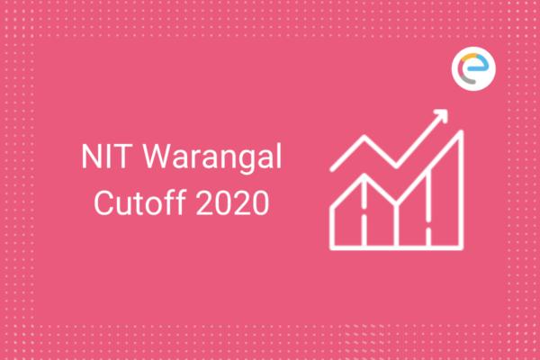 NIT Warangal Cutoff