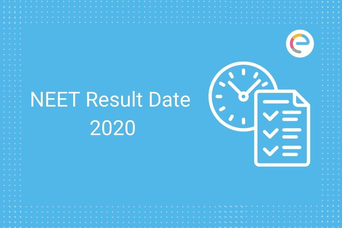 Neet Result Date 2020 Oct 16 Official Nta Neet Result 2020 Link Score Card Rank Letter Cutoff